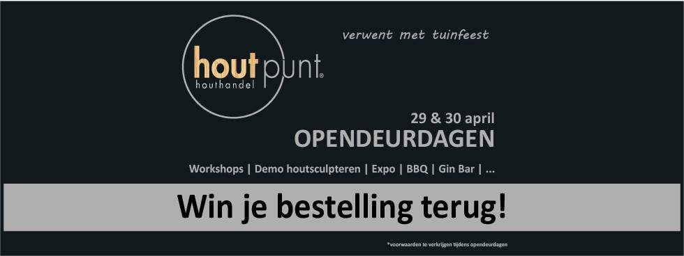 Opendeurdagen 29 & 30 april 2017